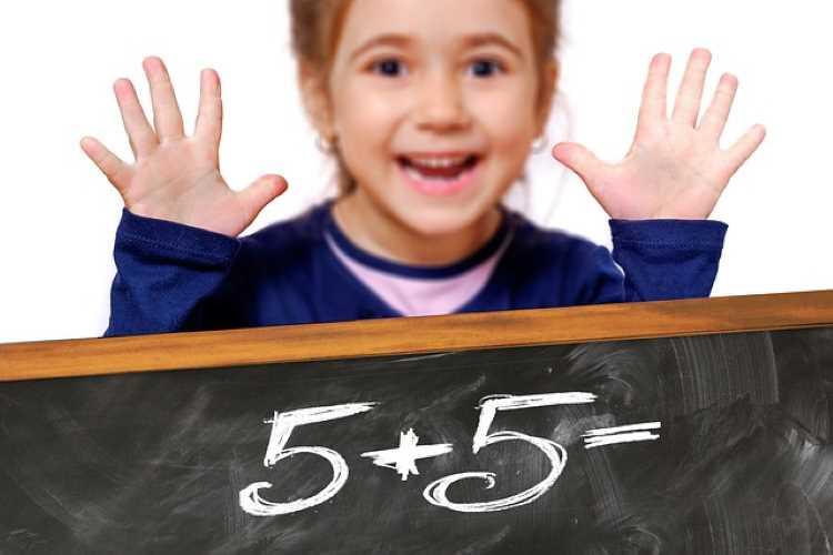 Basic Maths for 5-Year-Olds Children