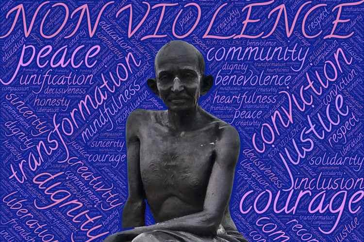 Gandhi Jayanti Quotes for Kids