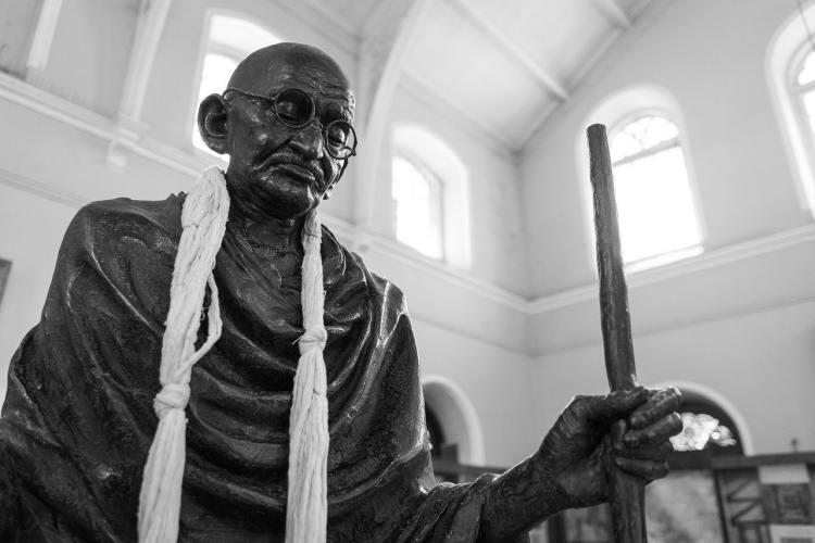 Speech on Gandhi Jayanti for Kids